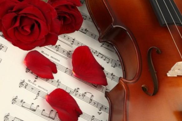 music-rose